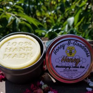 Honey Moisturizing Lotion Bar | Honey-B-Goodness | Handcrafted salves, soaps, skin care