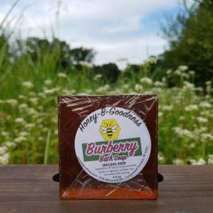 Burberry Bath Soap | Honey-B-Goodness | Handcrafted salves, soaps, skin care