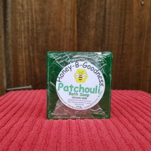 Patchouli Bath Soap | Honey-B-Goodness | Handcrafted salves, soaps, skin care