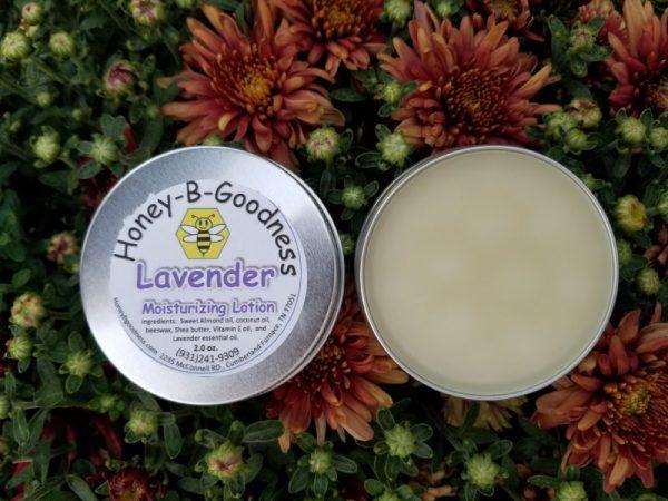 Lavender Moisturizing Lotion | Honey-B-Goodness | Handcrafted salves, soaps, skin care